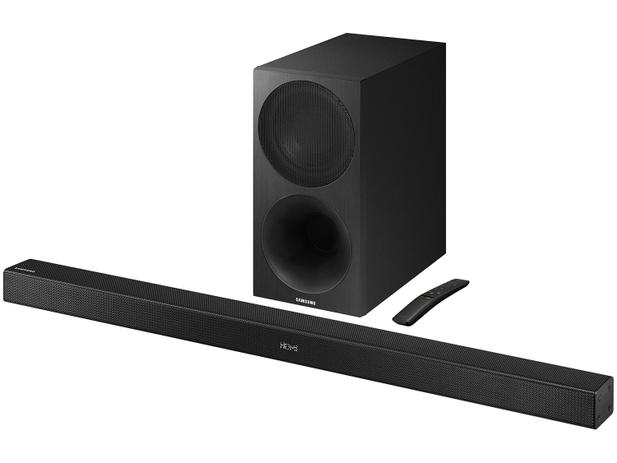 Imagem de Soundbar Samsung com Subwoofer Wireless 320W