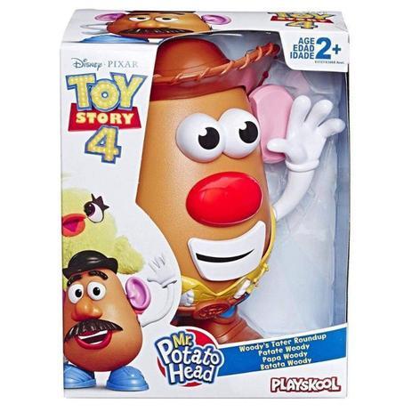 Imagem de Sr Cabeça de Batata Woody Toy Story 4 E3727- HASBRO