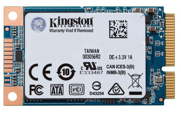 Imagem de Ssd Msata Desktop Notebook Kingston Uv500 480Gb Sata Iii