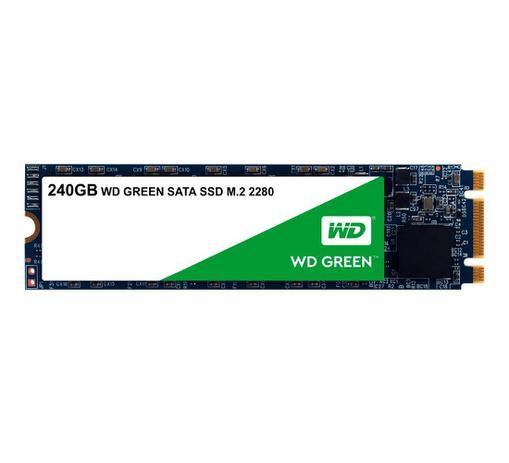 Imagem de SSD WD Green 240GB M.2