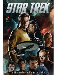 Capa do livro: Star Trek - Nos Domínios da Escuridão - Mythos Editora