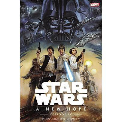 Imagem de Star Wars Episode IV -  A New Hope