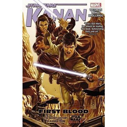 Imagem de Star Wars- Kanan Vol. 2 - First Blood