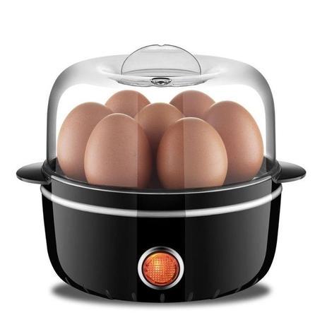 Imagem de Steam Cooker Mondial Easy Egg EG-01 Preto - 127V