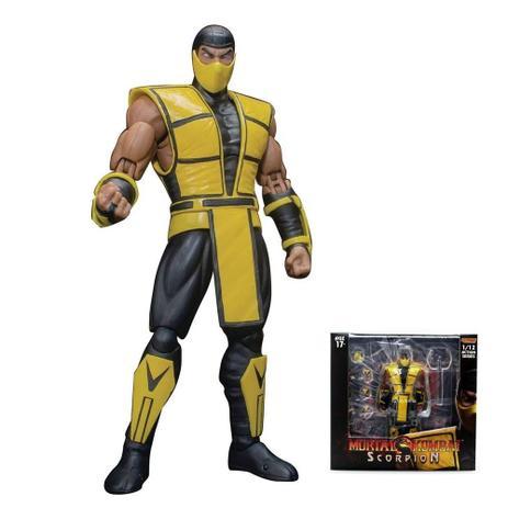 Mortal Kombat 3 Scorpion Storm Collectibles 1//12 Action Figure
