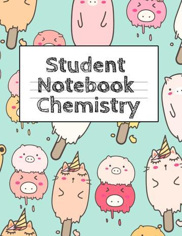 Imagem de Student Notebook Chemistry