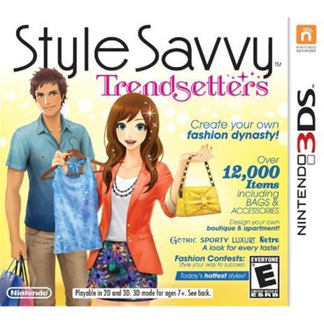 Imagem de Style savvy: trendsetters - 3ds