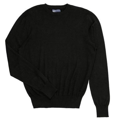 Imagem de Suéter Masculino Tricot Básico Preto