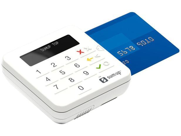 Imagem de Sumup Top - A Máquina de cartão número 1 - Aumente suas vendas