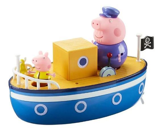 Imagem de Sunny barco do vovo pig 002309