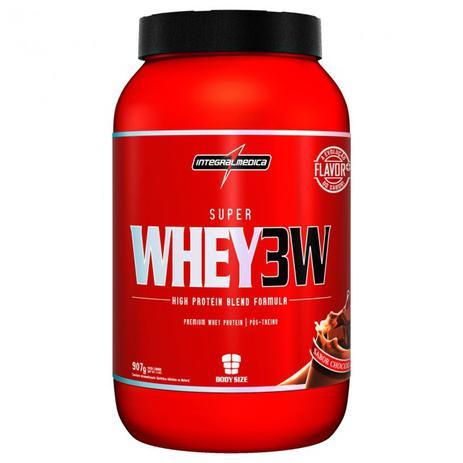 Super Whey 3W Body Size - 907g - Integralmédica - Integralmedica ... 2b537cda24cf5