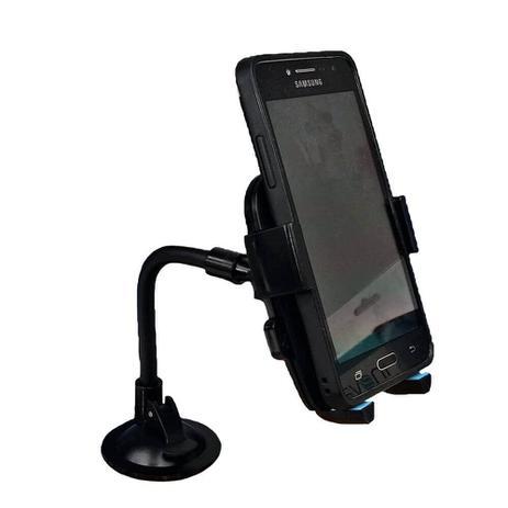Imagem de Suporte Celular GPS veicular universal motorista aplicativos