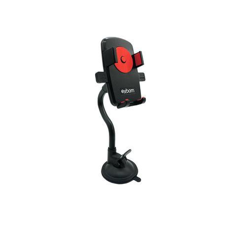 Imagem de Suporte De Celular SmartPhone Gps Para Carro Veicular Exbom SP-T24