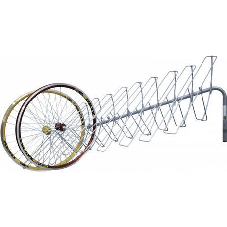 Imagem de Suporte de Parede para Exposição de Rodas de Bicicleta - Altmayer AL-71