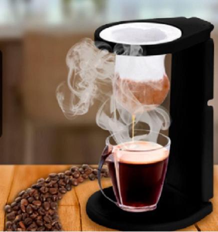 Imagem de Suporte Mini Coador Café Individual Passador Filtro De Pano
