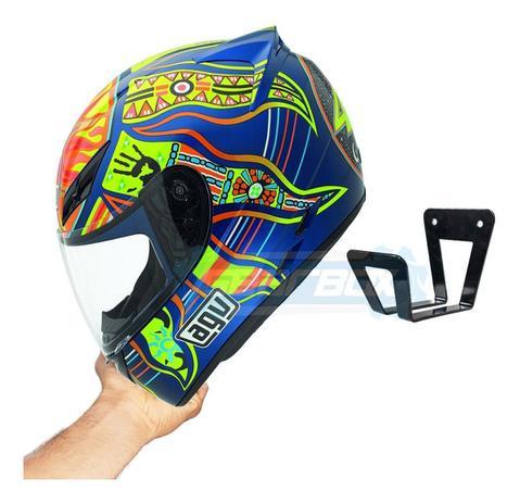Imagem de Suporte para capacete de moto avatron