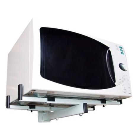 Imagem de Suporte Para Micro-Ondas ou Forno Elétrico Branco SBR3.6 Brasforma
