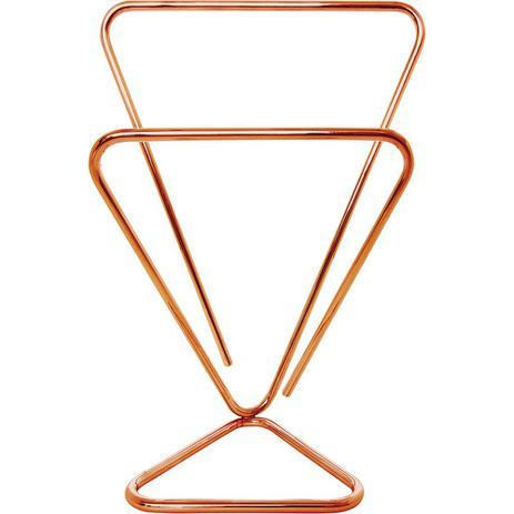 Imagem de Suporte para Toalha Any Rosé Gold