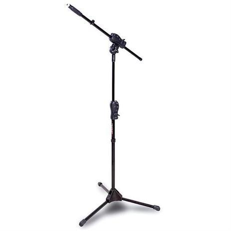 Imagem de Suporte Pedestal Girafa Microfone Regulável Smmax Ibox