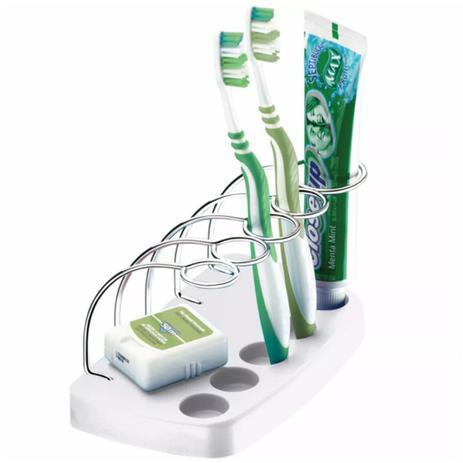 af9392949 Suporte Porta Escova De Dentes Creme Dental P  Pia Bancada - Future ...