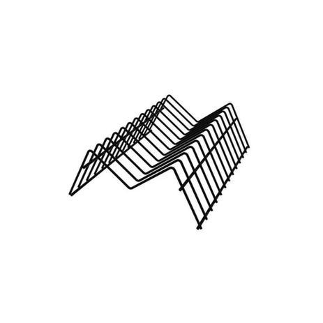 Imagem de Suporte Pratos Vertical Escorredor Bancada Prático