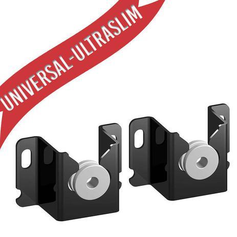 Imagem de Suporte TV Fixo Universal Ultra Slim LCD, Plasma, Led, Oled, Smart TV, 4K, 3D 14