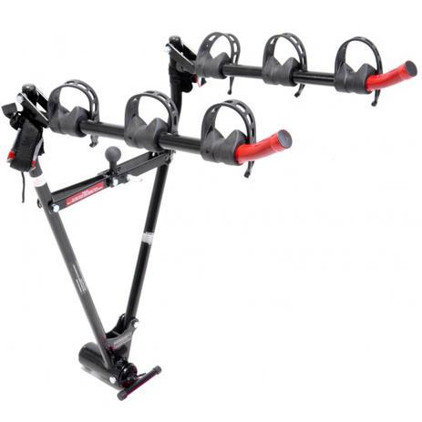 Imagem de Suporte Veicular de Rosca Transbike Fixa Fácil para 3 Bicicletas - Altmayer AL-164