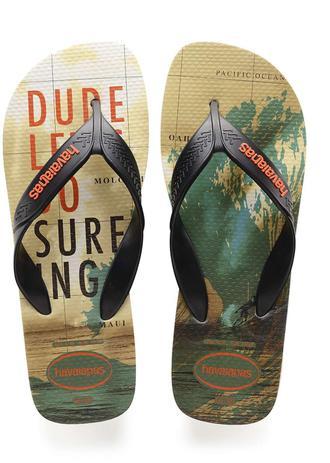 d634f3e05f5 Surf 43 4 Bege Palha - Havaianas - Chinelo - Magazine Luiza