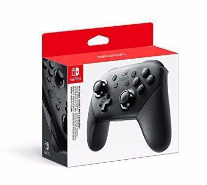 Imagem de Switch Pro Controler Original Nintendo Wireles