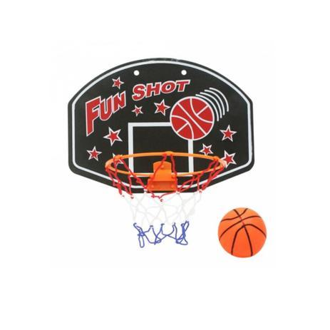 Imagem de Tabela infantil de basquete radical com mini bola