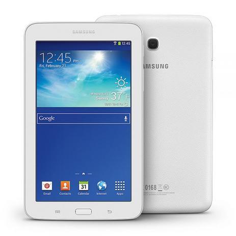 Imagem de Tablet Galaxy Tab 3 Lite (7.0) T113 Branco - Samsung