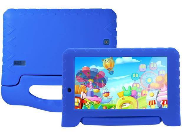 "Imagem de Tablet Multilaser Kid Pad Plus 8GB 7"" Wi-Fi"