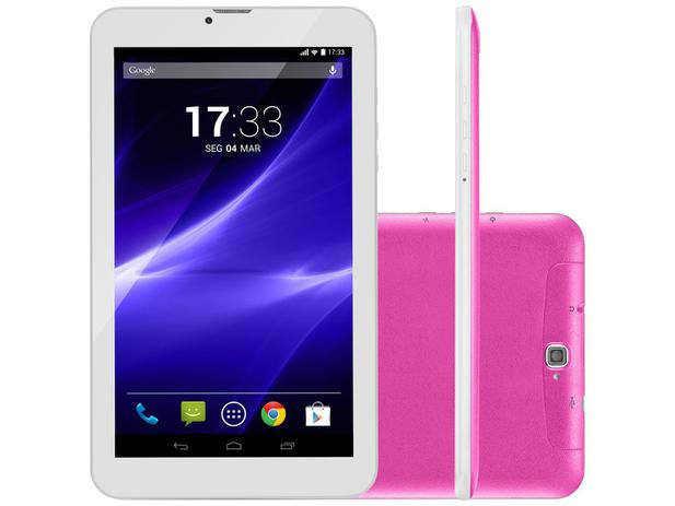 "Tablet Multilaser M9 8GB 9"" 3G Wi-Fi"