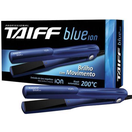 Imagem de Taiff chapa blue ion bivolt