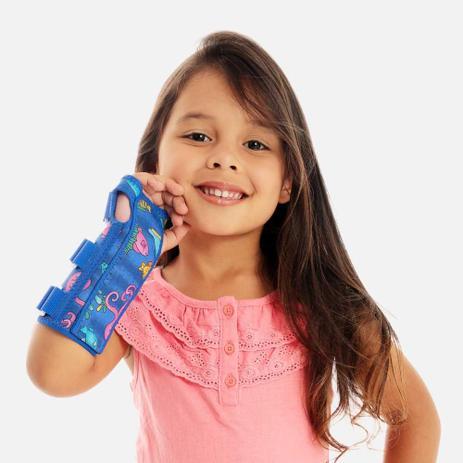 Imagem de Tala para Punho com Dedos Livres Infantil Bilateral Chantal