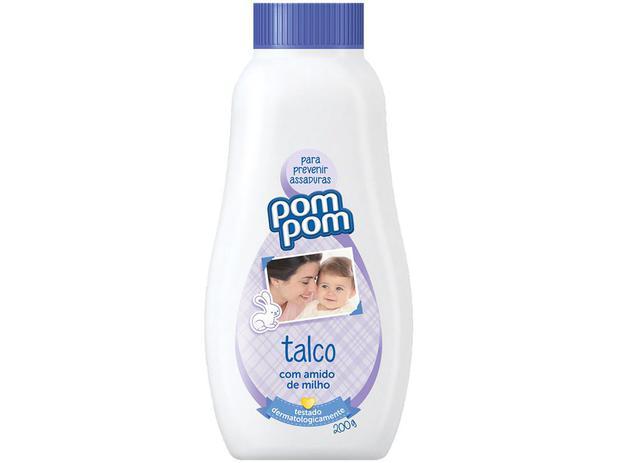 Imagem de Talco Infantil Pom Pom 16236-0
