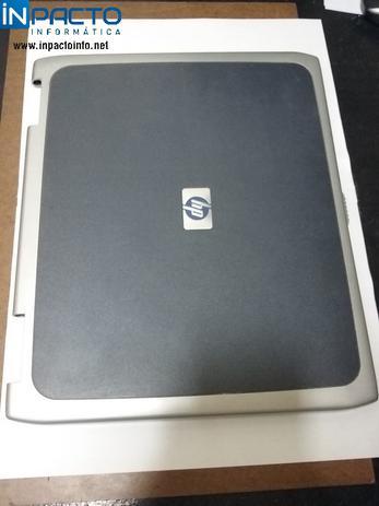Imagem de Tampa com moldura notebook hp ze4500