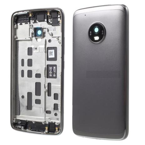 Imagem de Tampa da Bateria Motorola Moto G5 Plus XT1683 Platinum - Original