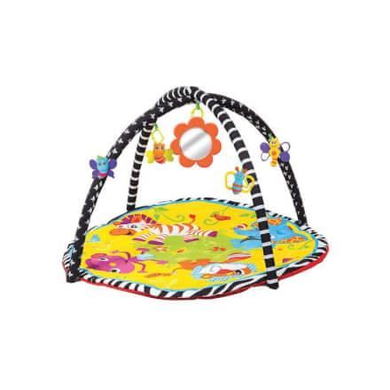 Imagem de Tapete com Ginásio de Atividades Baby - Safari - Buba
