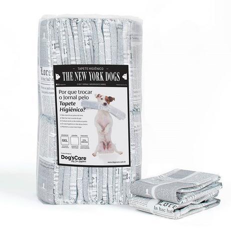 Imagem de Tapete Higienico Caes The New Yorks Dogs 60x55 C/50 Unidades
