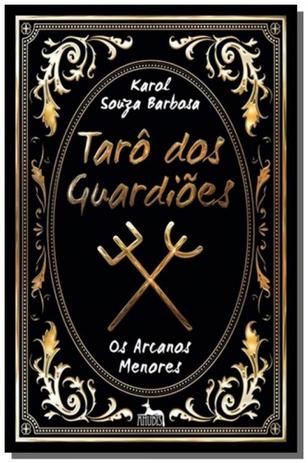 Imagem de Taro dos guardioes - anubis