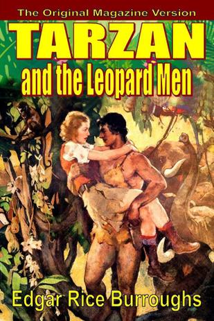 Tarzan and the Leopard Men - Lulu Press - Outros Livros - Magazine Luiza