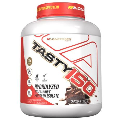 Imagem de Tasty Iso Chocolate Truffle 5lbs (2363g) Adaptogen Science