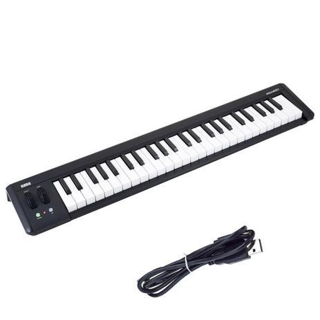Imagem de Teclado Mini Controlador MIDI Korg Microkey 2 USB 49 Teclas