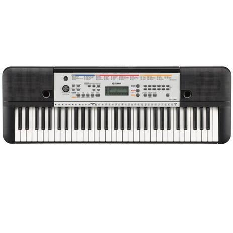 Imagem de Teclado Musical Yamaha YPT-260 com 61 Teclas e 400 Timbres