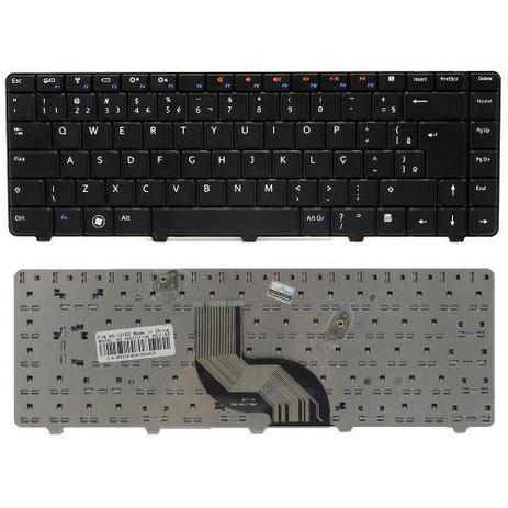 Imagem de Teclado Notebook Dell Inspiron 14r 14v N4010 N4020 N4030 N5030 Com Ç