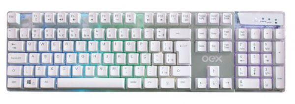 Imagem de Teclado Prismatic Tc205 USB Com Led Gamer - OEX