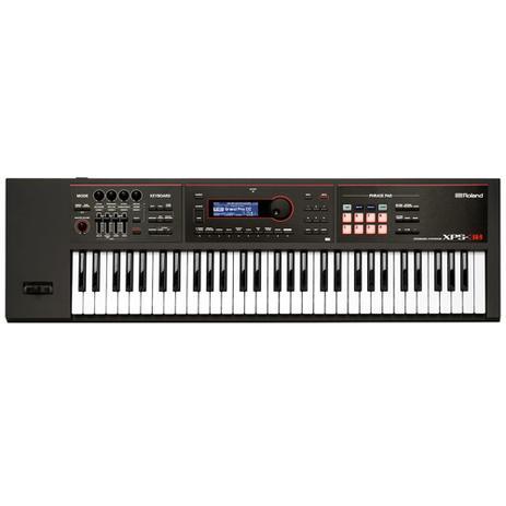 27f31bd09ea Teclado sintetizador roland xps30 com fonte - Teclado Musical ...