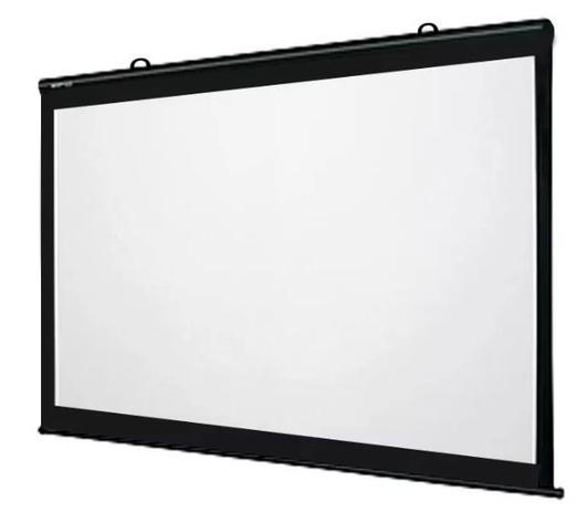 Imagem de Tela De Projeção 180 Polegadas Wide 16:9 4 X 2,25 projetor vídeo Data show HD