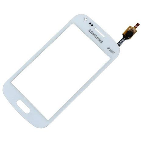 33ae6d1b1 Tela Touch Screen Samsung Galaxy S Duos 2 S7582 Preto Branco - Tela ...